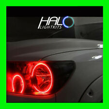 FOR TOYOTA TUNDRA 2007-2013 RED LED LIGHT HEADLIGHT HALO KIT by ORACLE