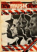 Beat The Rolling Stones Robert Fripp Bob Marley Shankin' Street Mag