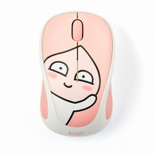 Kakao Friends APEACH Wireless Mouse Genuine + Free GIFT