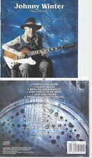 CD--JOHNNY WINTER--ROCKIN' BLUESMAN