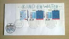 FDC Kinderpostzegelaktie Amsterdam 1988 A