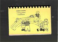 #E Cookbook Rainbow of Recipes ARNETTSVILE Elementary School MORGANTOWN WV 1985