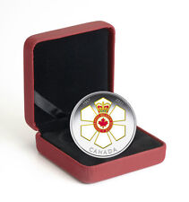2017 Canada Honors - Order of Canada 1 oz Silver Proof $20 Coin In OGP SKU48400