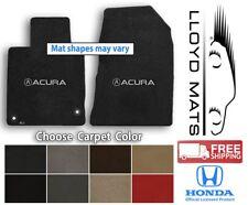 Lloyd Classic Loop Carpet Mat Set for Acura Vehicles - 2pc Set - Choose Color