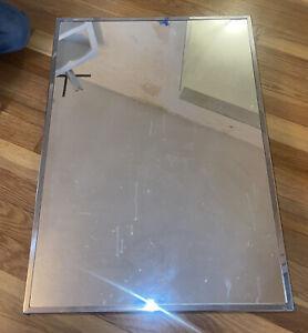 Vintage 1966 Kent 1418-W Medicine Cabinet Recessed Vanity Mirror (Near Mint!)