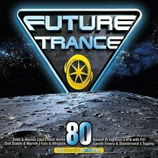 FUTURE TRANCE VOL. 80 * NEW 3CD'S 2017 * NEU *