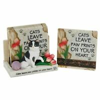Classic Cats Coaster Set Drinks Tableware Animal Lover Gift Novelty Homewares