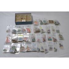 2 scatole con accumulo francobolli Italia Regno e Repubblica usati