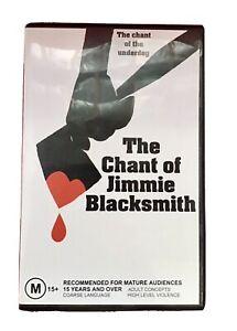 The Chant Of Jimmie Blacksmith VHS Retro Vintage Video Cassette