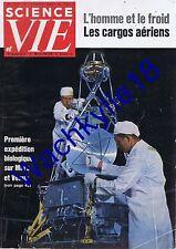 Science et vie n°557 du 02/1964 Espace Gordon Pask Surdité Cargos aériens