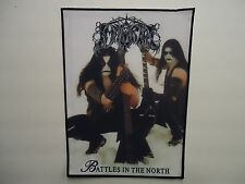 IMMORTAL BATTLES IN THE NORTH SUBLIMATED BACK PATCH