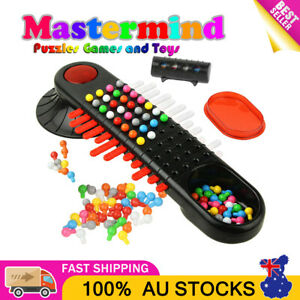 Mastermind Strategy Code Cracking Game Desktop Family Board Game Kids Puzzle Toy