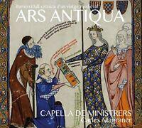 Capella de Ministrers - Ramon Llull: Ars Antiqua [CD]