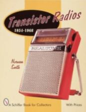 Transistor Radios, 1954-1968 by Norman Smith (1998, Paperback Book)