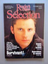 "Selection Reader's Digest Magazine Octobre 2000  Neuf   "" Survivant  """