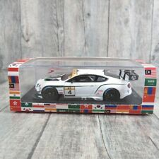 SPARK SA084 - 1:43 - Bentley Continental GT3 10th Macau GP GT - OVP - #AJ44443