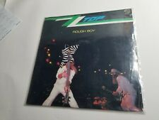 ZZ TOP ROUGH BOY Rare 2LP Vinyl 1987