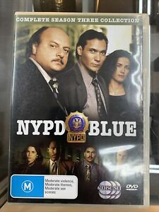 NYPD BLUE COMPLETE SEASON 3
