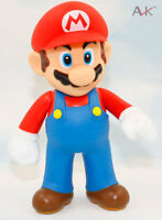 "Nintendo New Super Mario Bros Brothers Mario Toy PVC Action Figure 5"" 12cm Gift"