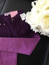 Girls Clothes Pants Pink and Burgandy umbra pants New /Tags Sz 5 School Ready 🌺