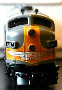 MTH Rail King Milwaukee Road F-3 ABA Diesel Set,Proto-Sound 2.0,Used,Vintage