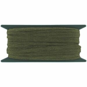 Highlander Pro Force Olive Nylon Para Cord 15 Metres