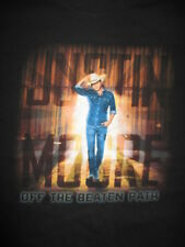 "2013 Justin Moore ""Off the Beaten Path"" Concert Tour (2Xl) T-Shirt"