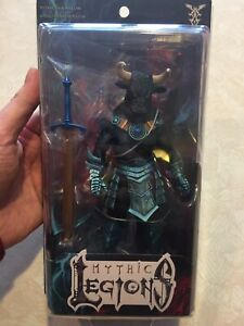 Mythic Legions Torrion All-Stars 3 Figure NEW