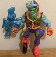 1991 troma Vintage Toxic crusaders figure NOZONE