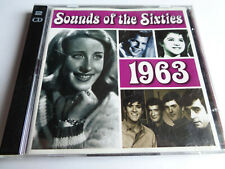 CD Sounds Of the Sixties Time Life 1963 TL SCC /08