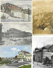 Konvolut: 1000 Ansichtskarten nur ÖSTERREICH  von ca. 1900-1960 S/W Kleinformat