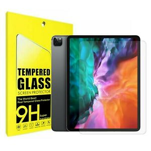 Tempered Glass Screen Protector For Apple iPad Pro 11.0 inch 2020 2nd Generation