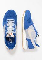 sale retailer 25d31 02845 Nike Air Vortex Bleu pour Hommes Crème Blanche Gomme Baskets Sport 6-12 UK