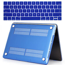 Crystal Hard Case Keyboard Cover Skin for Macbook Air 13/11 Pro 13/15 Retina 12""