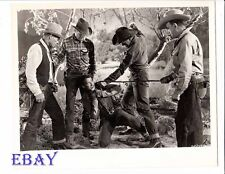 Roy Rogers being whipped RARE Photo Eyes Of Texas
