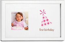 Pearhead First Milestones Photo Frame (Girl)