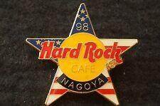 HRC Hard Rock Cafe Nagoya 4th July 1998 Star LE500