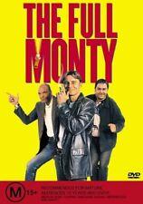 The Full Monty (DVD, 2004) Robert Carlyle, Tom Wilkinson Brand New Sealed