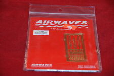 AIRWAVES PHOTO ETCHED MARTIN BAKER EJECTOR SEAT HARNESS 80S AC-4802 1:48 NEW