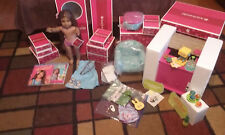 American Girl Doll Kanani &  Whole world Collection Complete