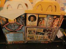 McDonald's Star Trek Doctor McCoy Happy Meal box NEW? 1979
