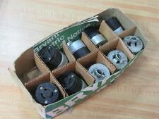 Bryant 7313 Armored Phenolic Locking Corner Plug (Pack of 9)