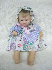 Expression Doll by GI-GOLittle Pouting in dress and bonnet