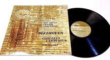 BEETHOVEN BOUKOFF DERVAUX OLCC LP CON NO. 5 EMPEROR DUCRETET THOMSON CC507 ST