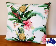 *NEW* 45cm with YKK Zip Tommy Bahama Tropical Outdoor Cushion Cover