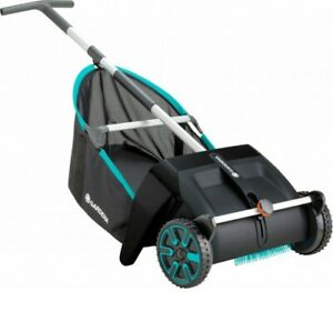 Gardena leaf and lawn collector leaf collector sweeper BRAND NEW