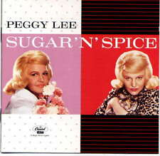 PEGGY LEE -  Sugar 'n' spice - CD album