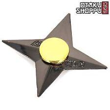 Naruto Shippuden Shuriken Fidget Spinner (Silver)