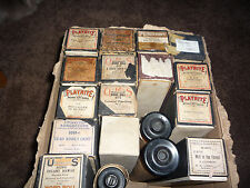 PLAYER PIANO ROLLS  PLAYRIGHT, IMPERIAL, QRS, US, PENANT, QSR AUTOGRAPH