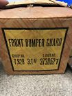 NOS 1957 Chevrolet Chevy Belair Front Bumper Guard Bullet Cone 3730527